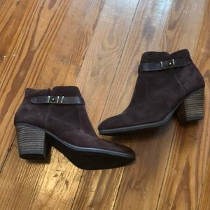 Anthropologie Seychelles booties SZ 8